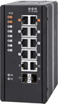 PoE Коммутатор NIS-3500-3408PGE Switch